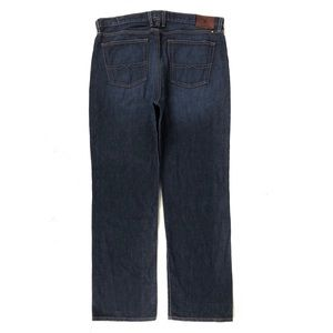 Men's Lucky Brand Blue Jeans Pants 181 Relaxed Str